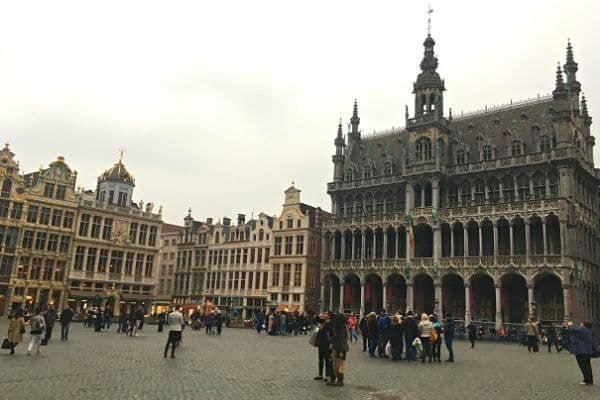 The King's House Grand Place Brussels