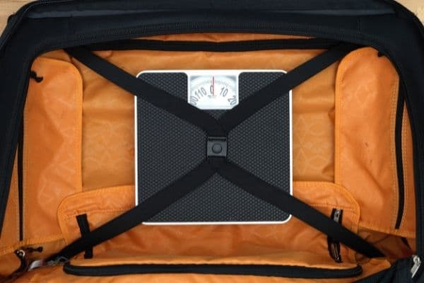 Make your carry-on only meet weight restrictions