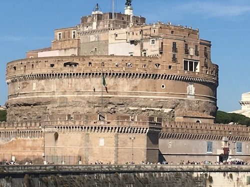 Museo Nazionale di Castel Sant'Angelo Rome Italy