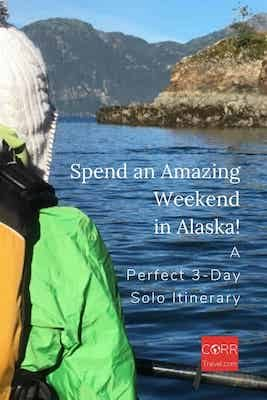 How to Spend a Long Weekend in Alaska