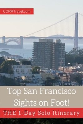 One Day in San Francisco: Top Sights to See on Foot image