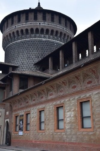 Church of Santa Maria delle Grazie Milan Italy