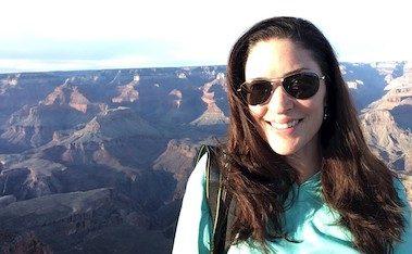 CORR Travel founder at Grand Canyon Arizona