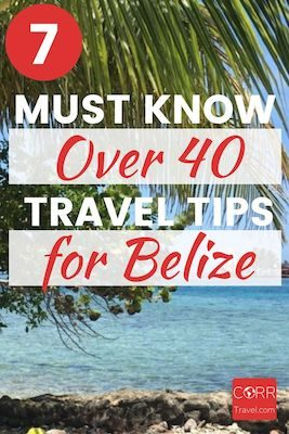7 Belize Know Before You Go Travel Tips for Over 40 Travel