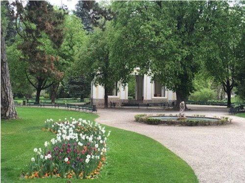 Hofgarten Innsbruck Austria