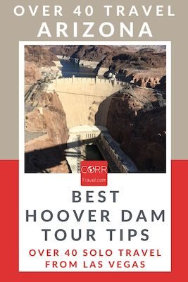 How to Tour the Hoover Dam Pinterest Pin