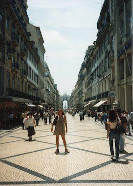 CORR Travel founder in Lisbon Portugal
