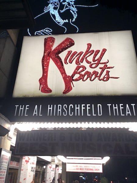 Kinky Boots marque