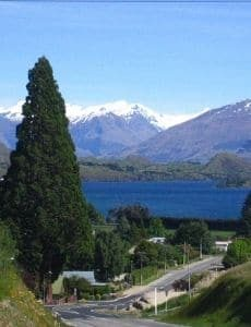 South Island New Zealand Oceana