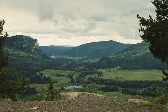 Overlooking Valley Durango Country_2046