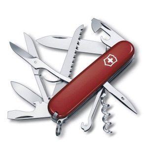 Swiss Army Huntsman Pocket Knife