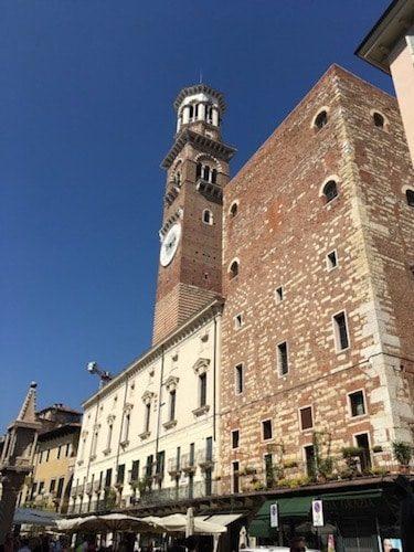 Torre dei Lamberti, Verona Italy