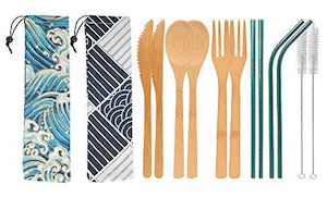 UPTRUST Utensil Set-2pk - eco-friendly products for travel