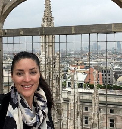CORR Travel founder in Milan Italy